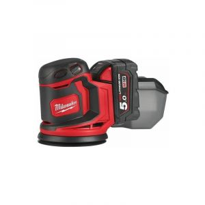 Ponceuse excentrique M18 BOS125-502B MILWAUKEE