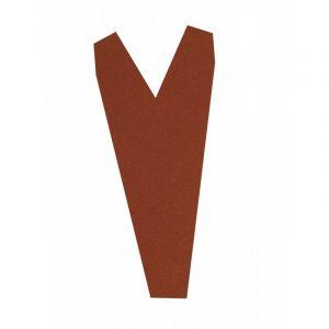 About de faîtière pour panneau tuile facile en acier galvanisé laqué mat - Coloris - Brun rouge mat - MCCOVER
