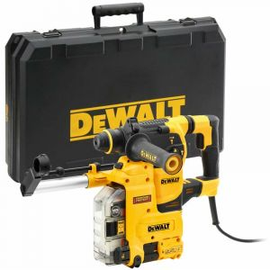 DeWalt - Perforateur burineur SDS-Plus 950W 30mm avec dispositif d'aspiration - D25335K