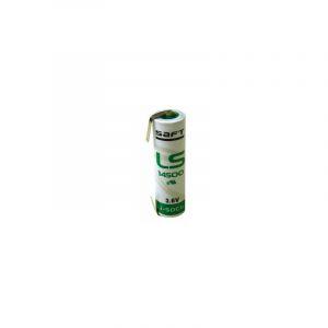 Saft - Pile lithium LS14500-CNR AA 3.6V 2.6Ah T2