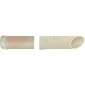 Tube plongeur ECS17 EP1 Lg 635 polypropylène Réf. 87168242570 BOSCH THERMOTECHNOLOGIE
