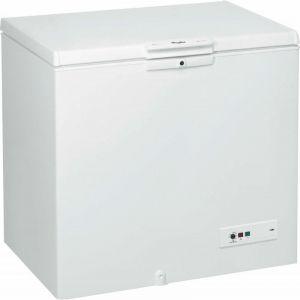 Congélateur coffre 251L WHIRLPOOL 69.8cm A++, WHM251122