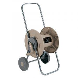 Jardibric - Chariot dévidoir à manivelle pour tuyau