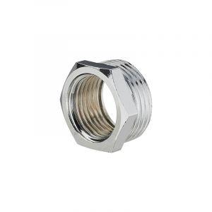 réduction pour purgeur chromée M15x21 F12x17 - NOYON & THIEBAULT