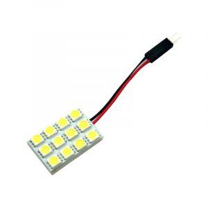 Module LED 12V 22 x 30 mm (12 LEDS) - OHM-EASY LED LIGHTING