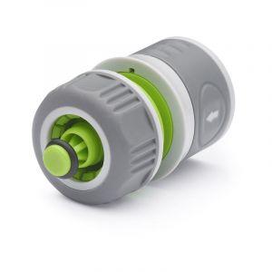 AROZ Raccord automatique bi-matière aquastop ø12-ø15mm