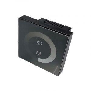 Variateur LED Tactile Noir 12V/24V - SILAMP