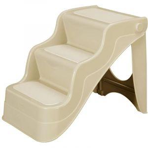 Easy step escal plia beige 45,5x37,5x38 - FLAMINGO