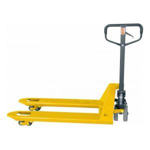 Transpalette 3000 Kg PU jaune - FP