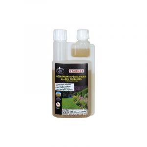Desherbant bio contrôle ultra concentre 500 g/L contenance 400ml pour cour, allée, terrasse - OUTIROR