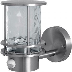 Applique extérieure avec détecteur de mouvement ENDURA® CLASSIC POST L 4058075206540 E27 - Ledvance
