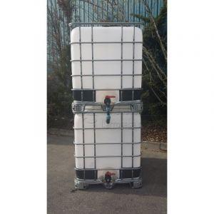 Kit vertical de raccordement pour 2 cuves - NEGOMIX