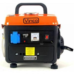 Petit Groupe électrogène VINCO BDL1200 0.85 Kw 52