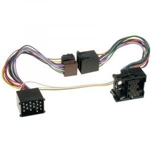 Faisceau Kit mains libres ISO pour BMW ap87 Land Rover ap01 Rover ap99 Parrot - 4 HP - Cable MUTE Generique