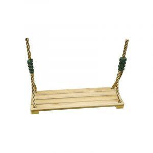 Balançoire bois pour portique de hauteur 3,00 / 3,50 m - AMCA