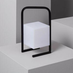 Lampe à Poser LED Solaire Tiber Noir - Noir