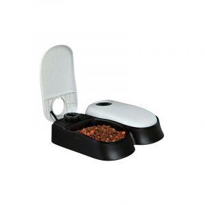 Distributeur automatique de croquettes 2 repas pour chien et chat Désignation : Distributeur Trixie 24372