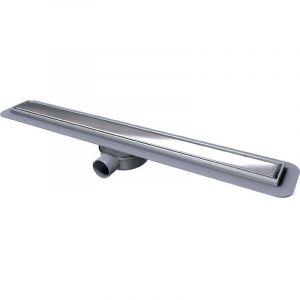 Kessel - Caniveau de douche réversible Linearis Compact, 75