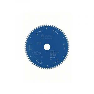 Bosch Lame de scie circulaire Expert for Aluminium pour scies sans fil 210 x 2/1,4 x 30 T66 - 2608644542