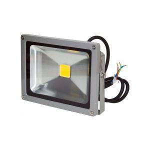Projecteur LED 20W 12/24V Blanc Chaud IP65 extérieur - OHM-EASY LED LIGHTING