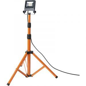 Projecteur LEDVANCE Worklight Tripod 4058075213890 20 W 1700 lm blanc neutre EEC: LED 1 pc(s)
