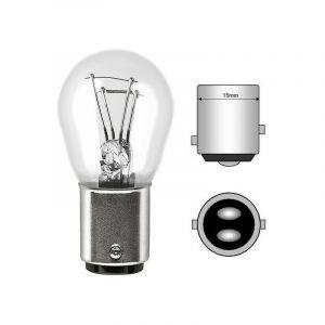 10 Ampoules P21/5W, 24 Volts 21/5 Watts Culot Bay15D - OC-PRO