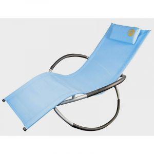 Transat à bascule - Structure Confortable - Pliant - O'SUN