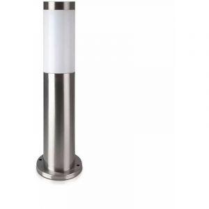 Lampadaire, acier inoxydable, H 45 cm, VT -838 - V-TAC