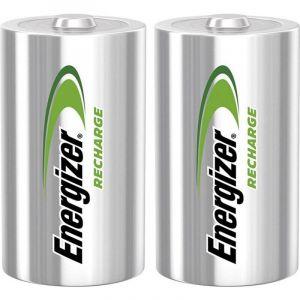 ENERGIZER Batterie Rechargeable NiMH D 1.2 V Power Plus 2500 mAh 2-Blister
