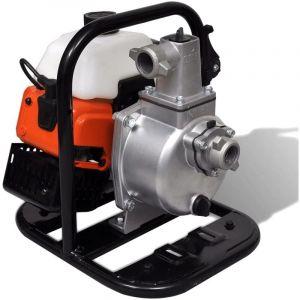 Pompe à eau thermique 2 temps 1,45 kW 0,95 l - VIDAXL