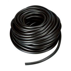 Tuyau PE noir 12mm semi rigide au metre irrigation - GROWSHOPS ACCESSOIRES