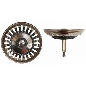 Panier de bonde classic multiray diamètre 79mm, hauteur 58mm - LB PLAST