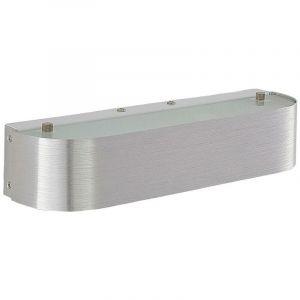 LED Applique Murale 'Nika' en métal pour chambre à coucher - LAMPENWELT