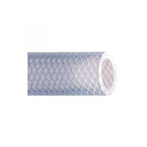 Tuyau plastique transparent tressé polyvalent O10x16, le m - CAP AGAD