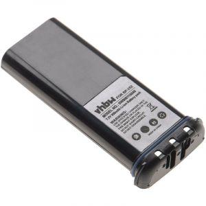 vhbw Batterie Li-Ion 950mAh (7.4V) pour radio, talkie-walkie comme Icom BP-252