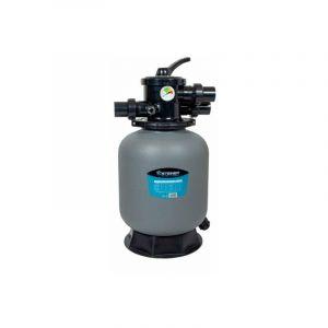 Filtre à Sable Ø350mm 4,5m³/h Vanne 1,5' Top 6 voies - Steiner