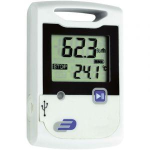 Enregistreur de données multifonctions Dostmann Electronic LOG20 5005-0002 Unité de mesure température, humidité de lair -30 à 60 °C 0 à 99 % H