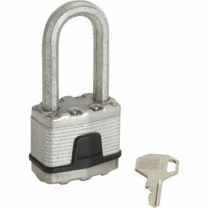 Cadenas à clé Excell Master Lock M5EURDLH anse haute