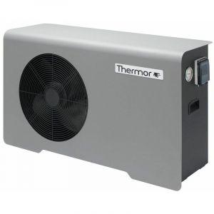 Pompe à chaleur AEROMAX piscine 2 10KW Thermor 297110 - Gris