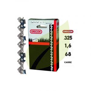 Oregon - CHAINE TRONCONNEUSE SUPER 20 325 - 1.6mm - 68 maillons - 22LPX068E