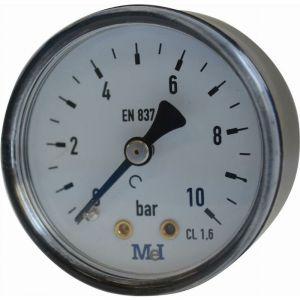 Manomètre M08x13 prise arrière NOYON & THIEBAULT