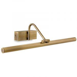 Applique LED Picture, laiton antique, 45 cm - FIRSTLIGHT