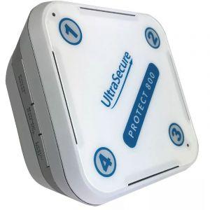 Récepteur supplémentaire pour alerte de passage 800 mètres longue distance sans-fil PROTECT 800 - ULTRA SECURE