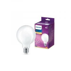 Ampoule LED EEC: A++ (A++ - E) Philips Lighting Classic 76469200 E27 Puissance: 7 W blanc chaud