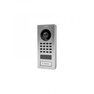Portier vidéo IP D1101V SM EAU SALEE - Doorbird - Inox