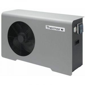 Pompe à chaleur Thermor Aéromax Piscine 2 8KW 297108 - Gris - 1015x370x615 mm