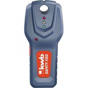 KWB SAFETY-FIXX Détecteur de courant, métal et bois - 011620