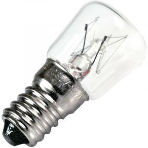 Ampoule 300°C - 15W - E14 (90723-7688) (71S7913) Four, cuisinière 90723_3662894350073 CANDY, BRANDT, ROSIERES, SAUTER, AEG, ARTHUR MARTIN ELECTROLUX, DE DIETRICH, HOOVER, SANGIORGIO, FAGOR, ELECTROLUX, FAURE, SCHOLTES, WHIRLPOOL