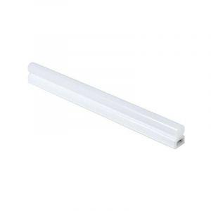 Tube Néon LED T5 60cm 8W 2 Têtes - Blanc Neutre 4000K - 5500K - Silamp