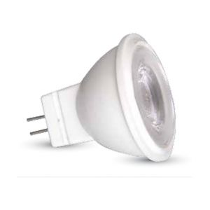 LED Spotlight MR11 2W 3000K° Plastique - V-TAC